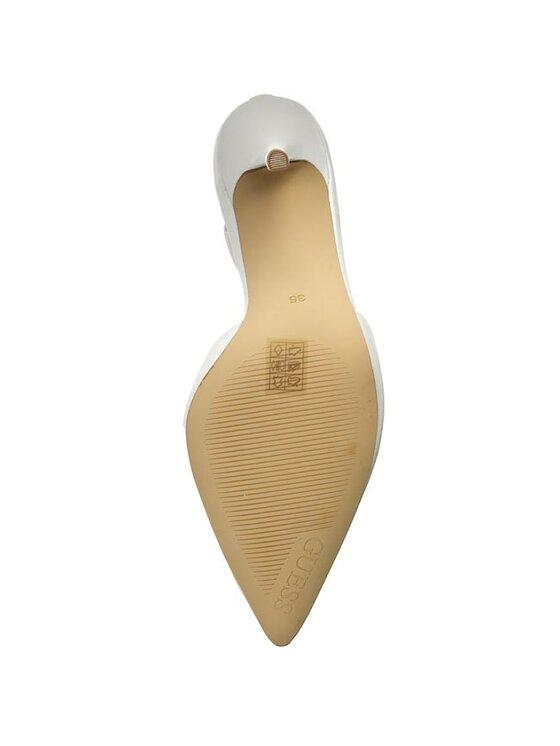 Guess Guess Sandały Pascal3 FLPA31 LEM05 Biały