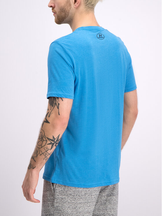 Under Armour Under Armour T-shirt 1326799 Blu Loose Fit