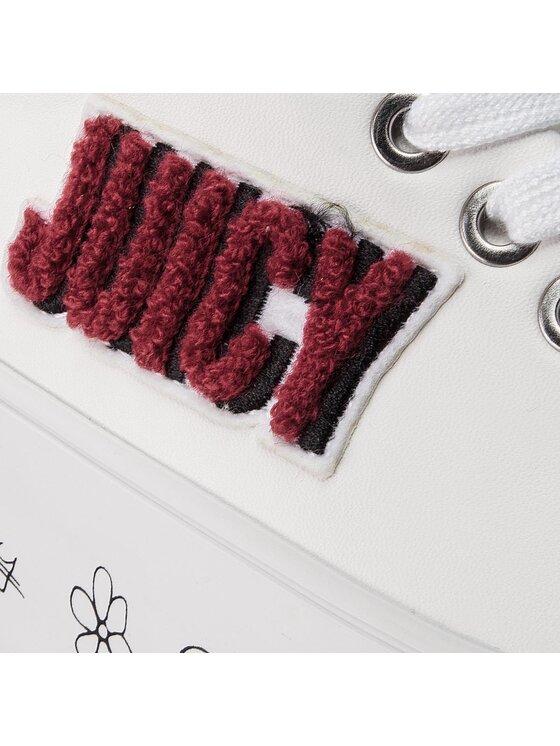 Juicy by Juicy Couture Juicy by Juicy Couture Сникърси Zurina JJ153 Бял