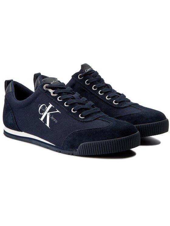 Calvin Klein Jeans Calvin Klein Jeans Sneakers Wyatt S0416 Bleumarin