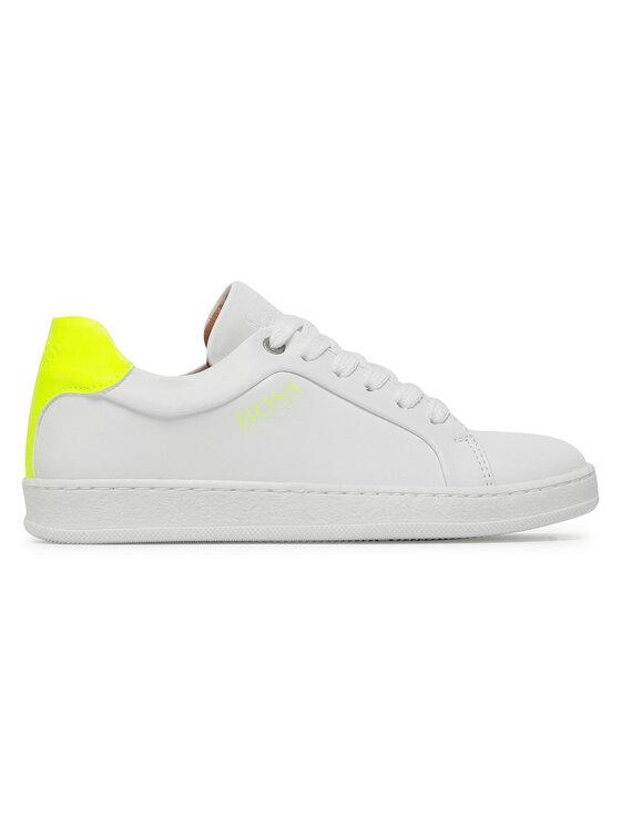 Boss Boss Sneakersy J29222 M Biały