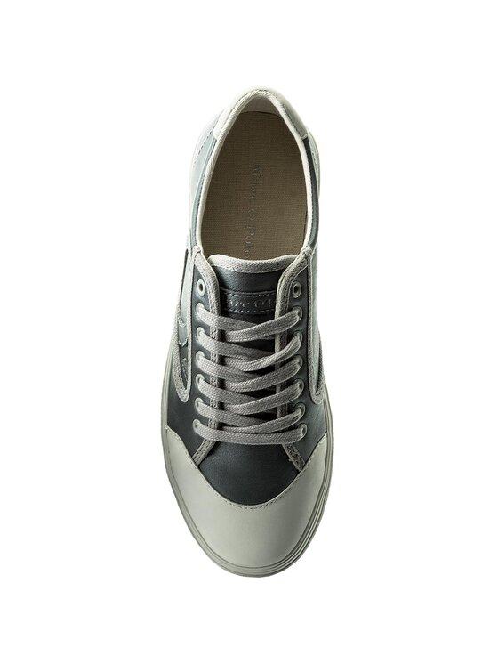 Marc O'Polo Marc O'Polo Sneakersy 802 14433501 102 Šedá