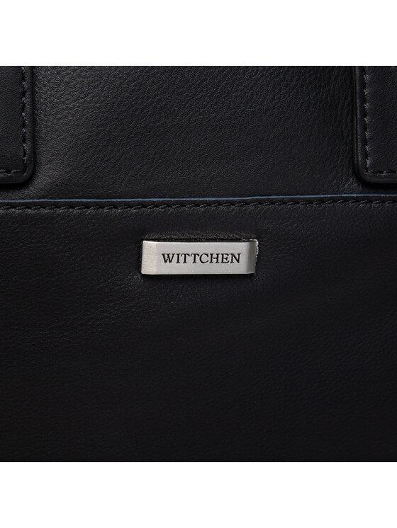 Wittchen Wittchen Torba na laptopa 92-3U-300-1 Czarny