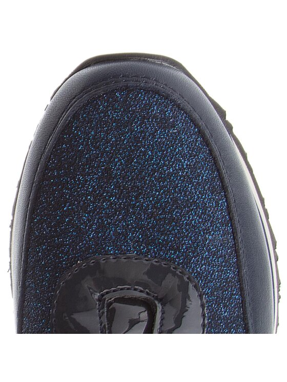 Tommy Hilfiger Tommy Hilfiger Sneakers Elastic Retro Runner FW0FW03336 Blu scuro