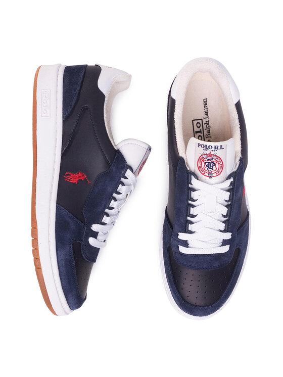Polo Ralph Lauren Polo Ralph Lauren Sneakersy Crt Pp 809800457004 Granatowy