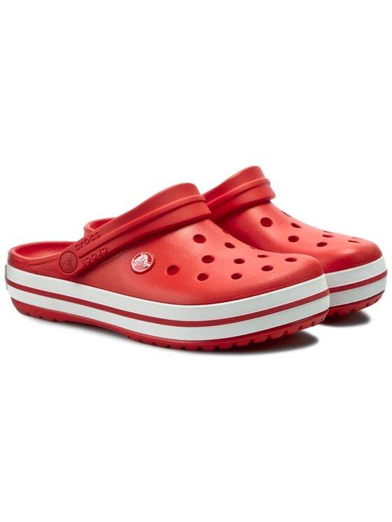 Crocs Crocs Чехли Crocband 11016 Червен