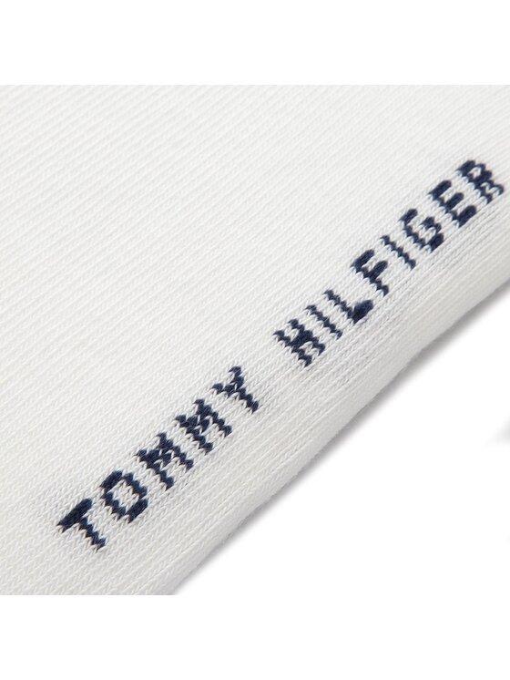 Tommy Hilfiger Tommy Hilfiger 2er-Set niedrige Kindersocken 384010001 35/38 Beige