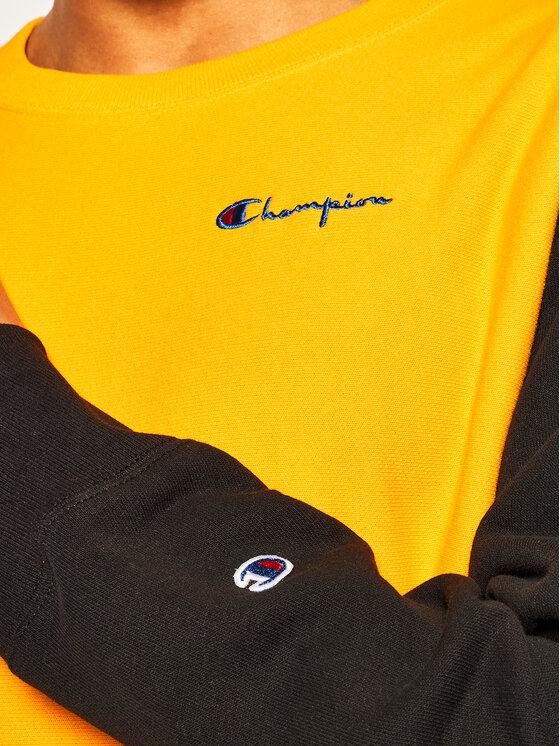 Champion Champion Mikina Premium 214284 Oranžová Oversize