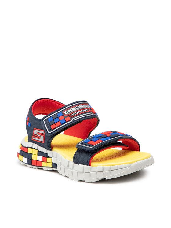 Skechers Basutės Craft Sandal 400070L/NVRD Tamsiai mėlyna