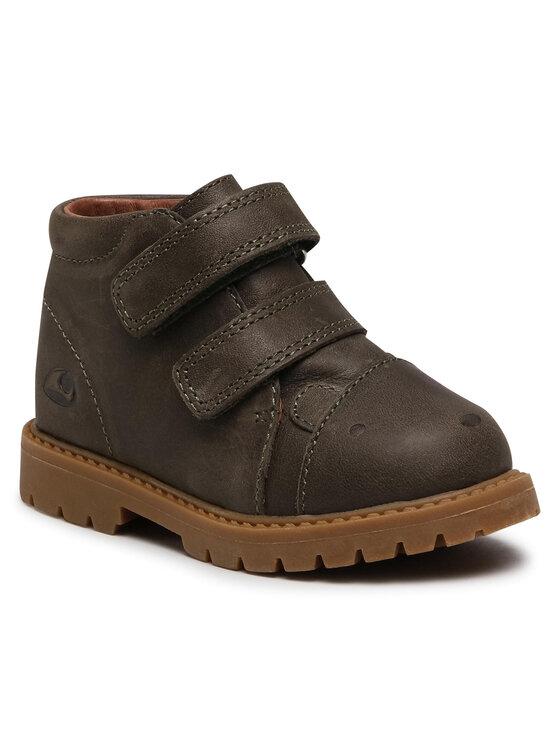 Viking Auliniai batai Fairytale Velcro 3-50694-92 Žalia
