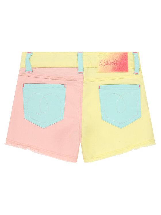 Billieblush Billieblush Szorty materiałowe U14362 Kolorowy Regular Fit