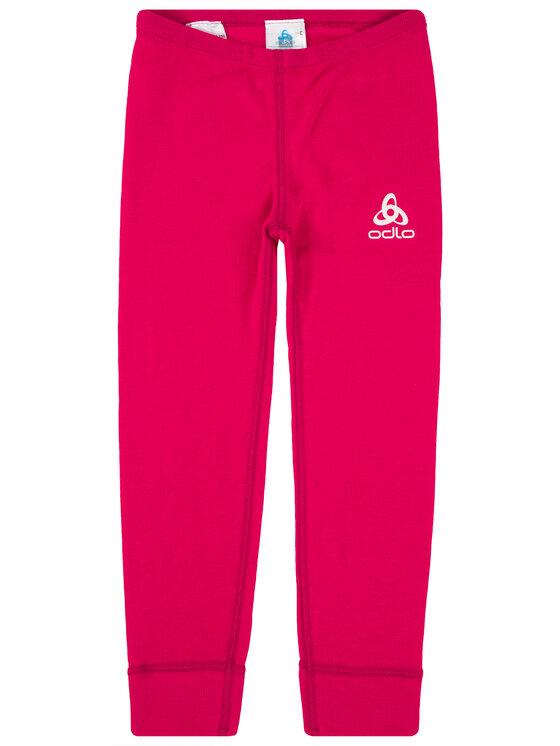 Odlo Odlo Ensemble sous-vêtements termiques Set Active Warm 150409 Rose Slim Fit