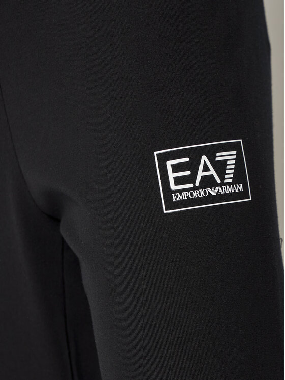 EA7 Emporio Armani EA7 Emporio Armani Legginsy 6HFP51 FJ01Z 1200 Czarny Slim Fit