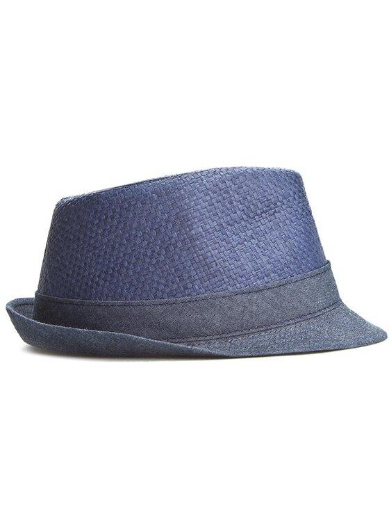 Guess Guess Kalap Casual Chic-Not Coordinated Hat AM8215 COT01 Sötétkék
