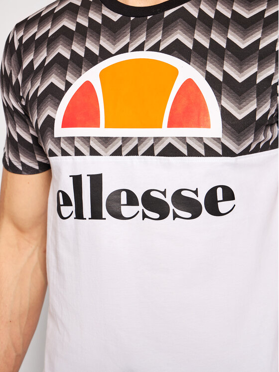 Ellesse Ellesse T-Shirt Arbatex SHG03440 Szary Regular Fit