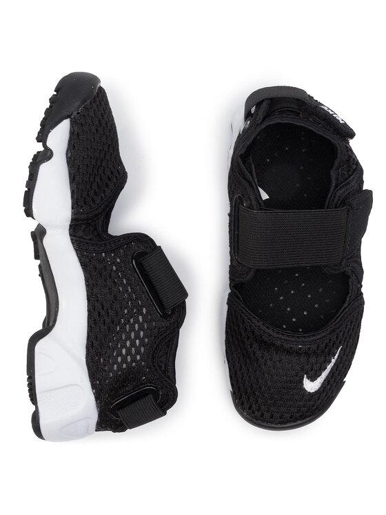Nike Nike Boty Rift (Gs/Ps Boys) 322359 014 Černá