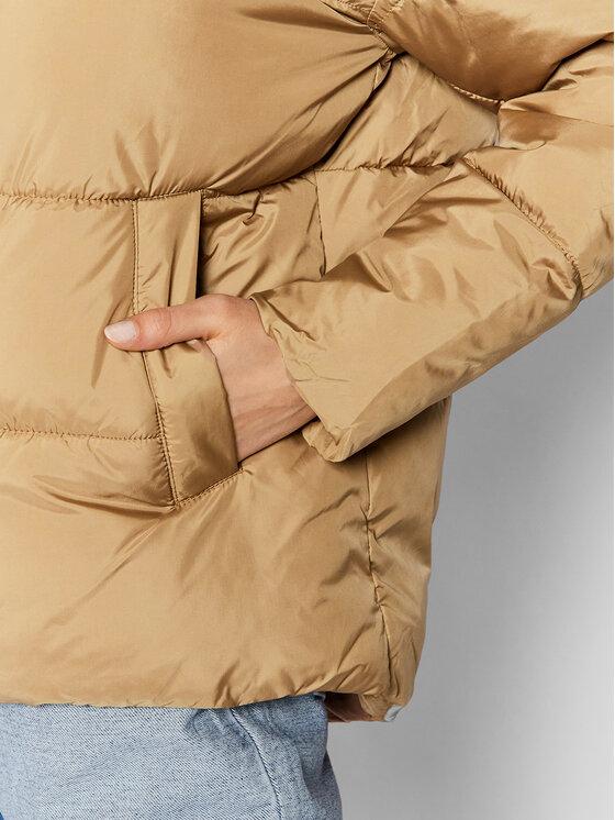Vero Moda Vero Moda Kurtka puchowa Gemmaholly 10247575 Beżowy Regular Fit