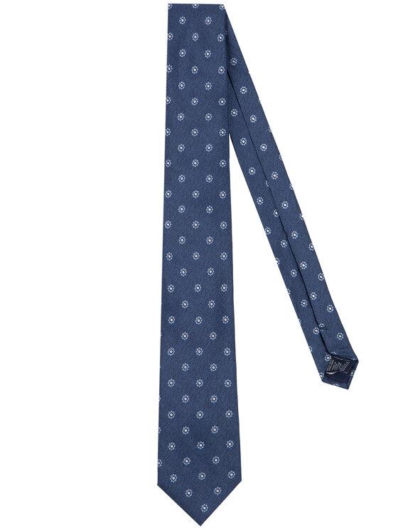 Tommy Hilfiger Tailored Tommy Hilfiger Tailored Cravate Design TT0TT06477 Bleu marine