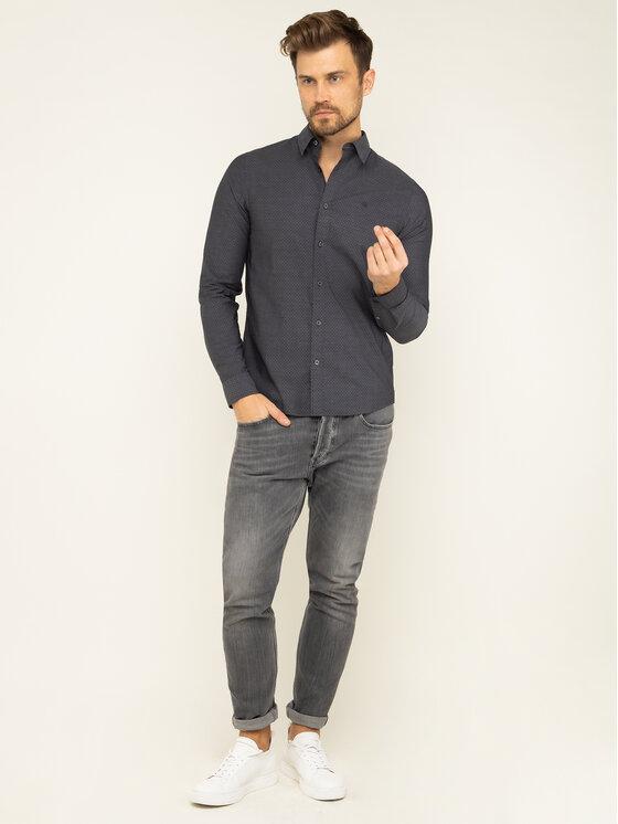 Calvin Klein Jeans Calvin Klein Jeans Camicia J30J314143 Nero Slim Fit