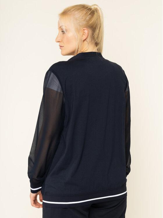 Persona by Marina Rinaldi Persona by Marina Rinaldi Sweatshirt 1912019 Bleu marine Oversize