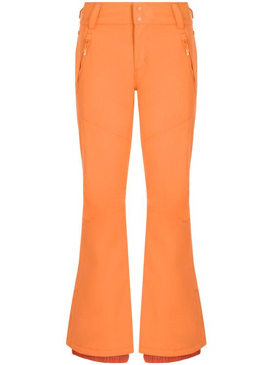 Roxy Roxy Spodnie snowboardowe Winterbreak ERJTP03090 Różowy Straight Fit