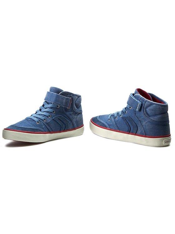 Geox Geox Sneakers J Kiwi B. A J54A7A 01022 C0200 Albastru
