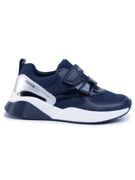 Geox Geox Sportcipő J Sinead Girl C J029TC 0AS54 C4002 S Sötétkék