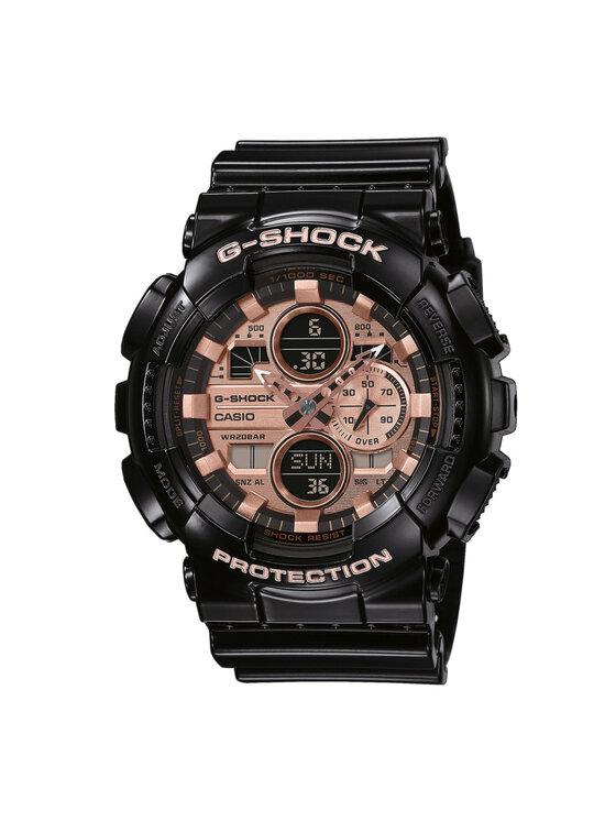 G-Shock Laikrodis GA-140GB-1A2ER Juoda