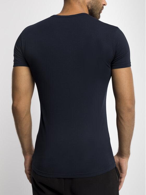 Emporio Armani Underwear Emporio Armani Underwear T-Shirt 111035 9P715 00135 Σκούρο μπλε Regular Fit