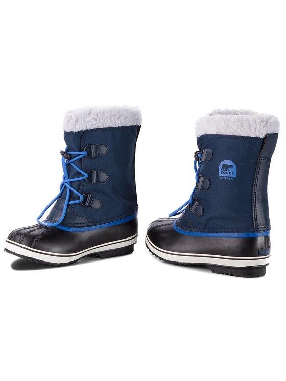 Sorel Sorel Μπότες Χιονιού Yoot Pac Nylon NY1879 Σκούρο μπλε