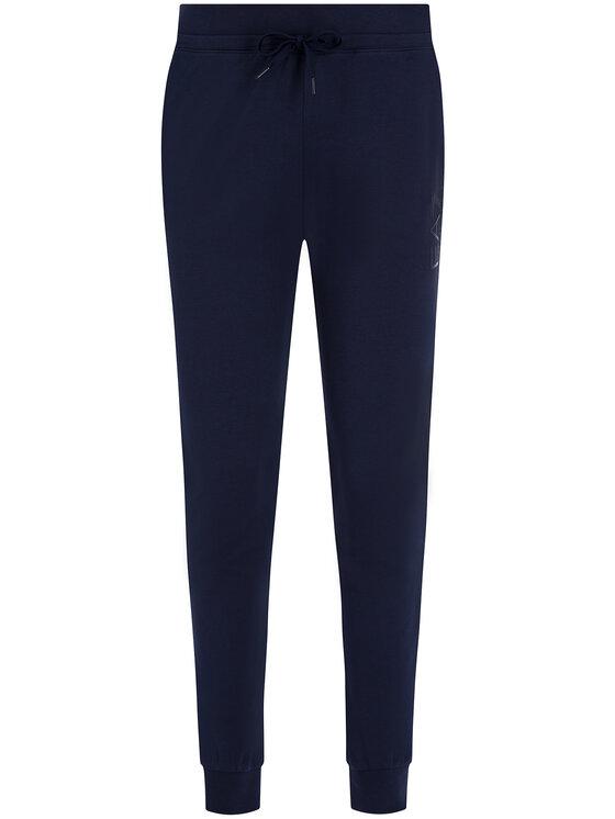 EA7 Emporio Armani EA7 Emporio Armani Pantaloni da tuta 3HTP64 TJ31Z 1554 Blu scuro Regular Fit