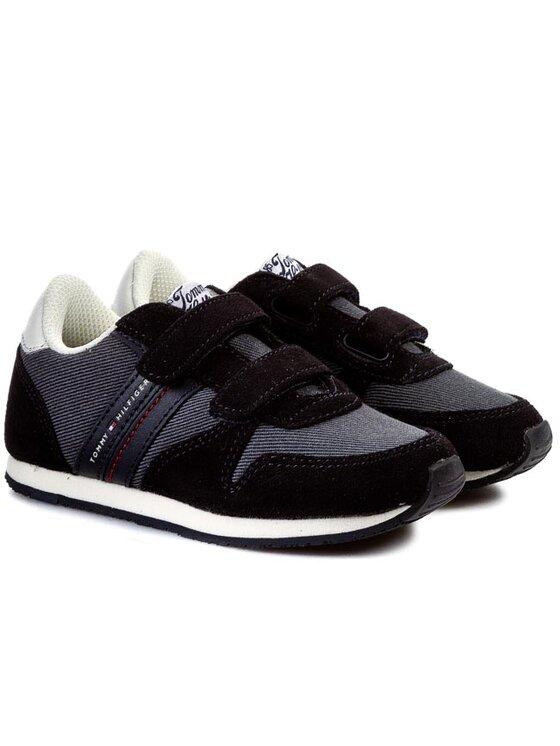 Tommy Hilfiger Tommy Hilfiger Κλειστά παπούτσια Jagger JR 4C FB456817976 Μπλε
