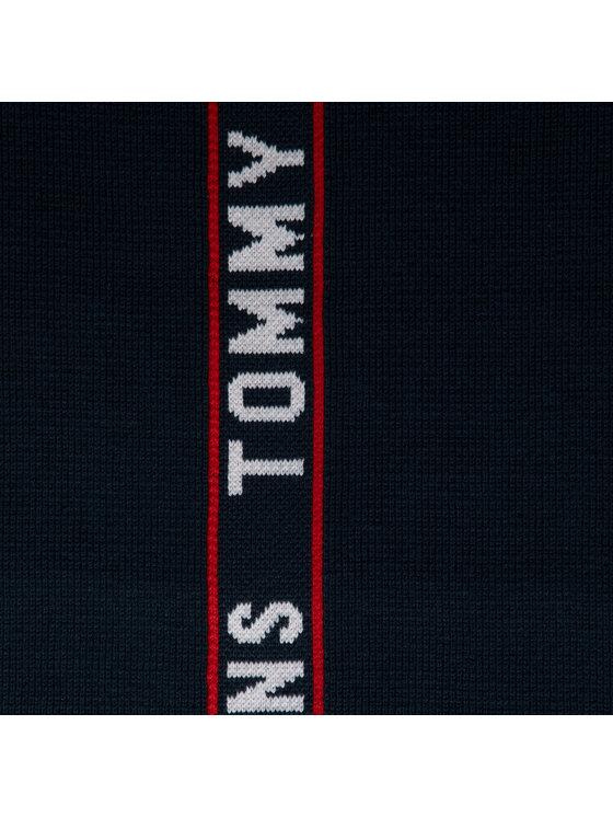 Tommy Jeans Tommy Jeans Szal Tjw Logo Tape Scarf AW0AW08991 Granatowy