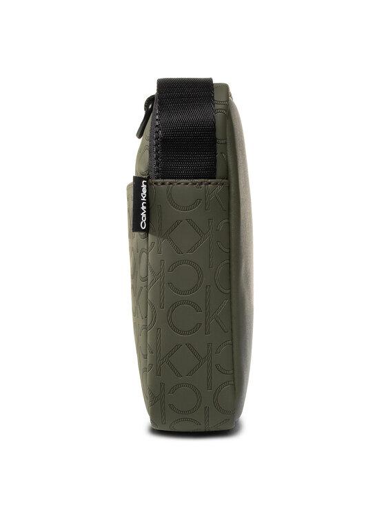 Calvin Klein Calvin Klein Válltáska Mono Blend Mini Reporter K50K505774 Zöld