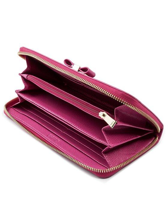 Furla Furla Duży Portfel Damski Asia 943214 P PR91 ARE Różowy
