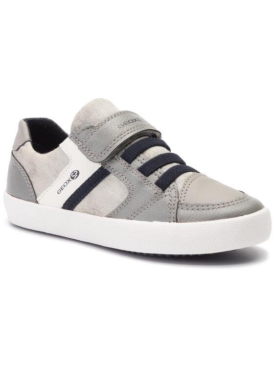 Geox Geox Sneakers J Gisli B. B J925CB 0ME10 C0665 D Grigio