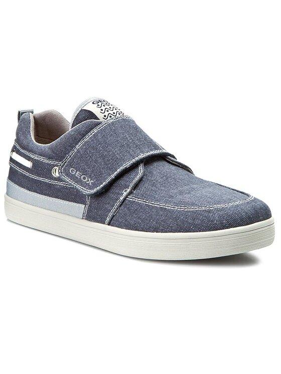 Geox Geox Pantofi J Kiwi B.G J52A7G 00010 C4002 Albastru