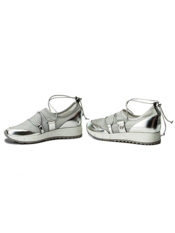 Liu Jo Liu Jo Κλειστά παπούτσια Running Slip-On B18007 T2028 Ασημί