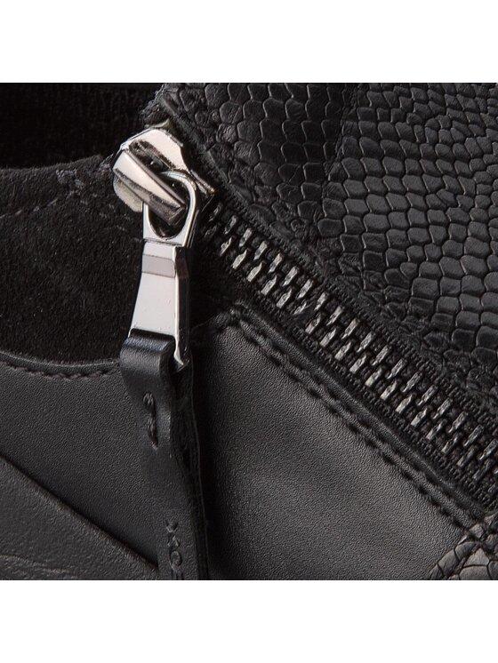 Geox Geox Sneakersy D Omaya A D620SA 09D22 C9997 Černá