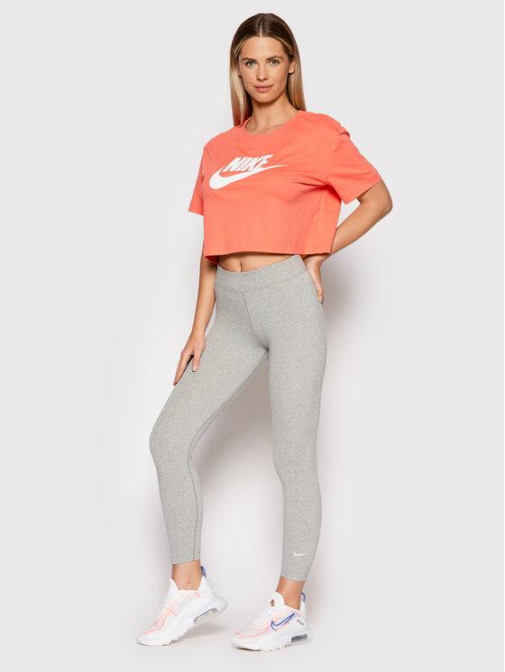 Nike Nike Leggings Sportswear Essential CZ8532 Siva Slim Fit