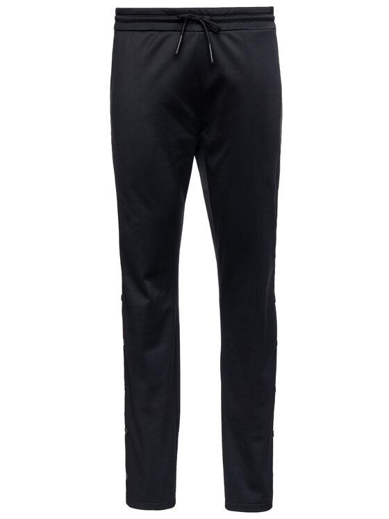 Guess Guess Pantaloni trening M91B32 K98T0 Negru Regular Fit