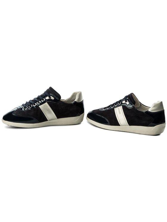 Geox Geox Sneakersy D Myria A D7268A 021HH C4021 Granatowy