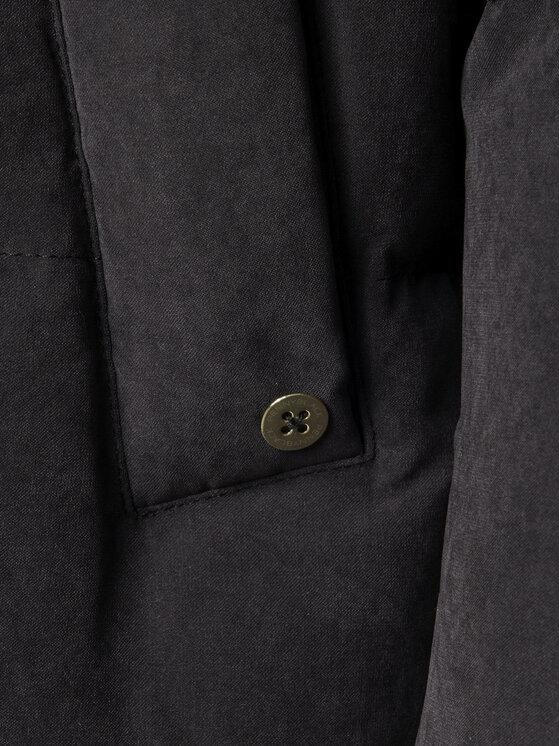 Pennyblack Pennyblack Пухено яке Aire 24945119 Черен Regular Fit