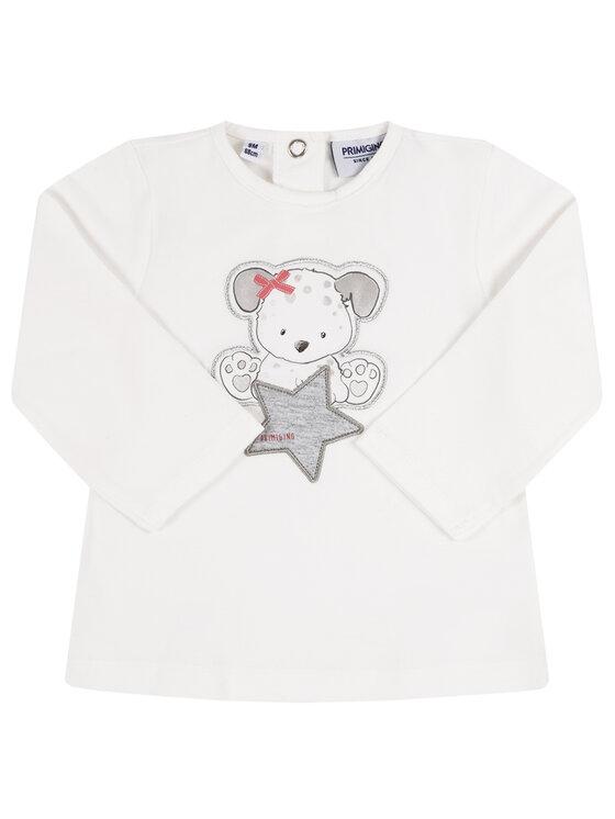 Primigi Primigi Completo felpa, maglietta e pantaloni 44196531 Multicolore Regular Fit