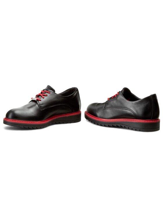 LOVE MOSCHINO LOVE MOSCHINO Pantofi Scarpad. JA10073G10IG100B Negru