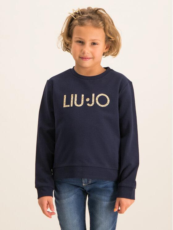 Liu Jo Kids Džemperis G69034 F0090 Tamsiai mėlyna Regular Fit