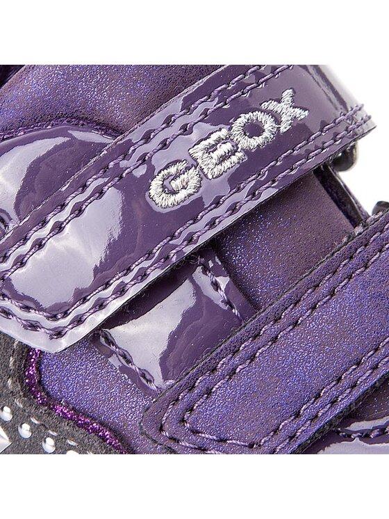 Geox Geox Halbschuhe B Shaax G. B B5433B 0HHBJ C8017 Violett