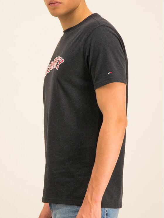 Tommy Hilfiger Tommy Hilfiger Тишърт Tee Logo UM0UM01623 Черен Regular Fit
