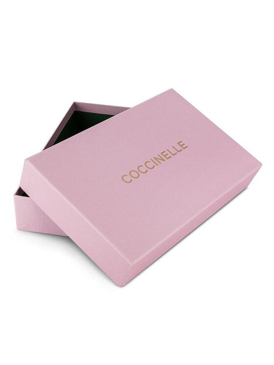 Coccinelle Coccinelle Duży Portfel Damski BW1 Metallic Saffiano E2 BW1 11 32 01 Różowy