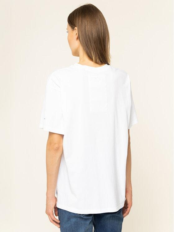G-Star Raw G-Star Raw T-Shirt D15249-336-110 Biały Regular Fit